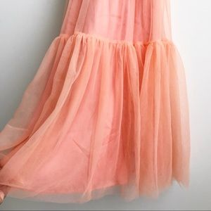 ASOS Dresses - Asos tulle midi dress